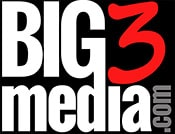 Big3Media SEO & Web Design Experts Retina Logo