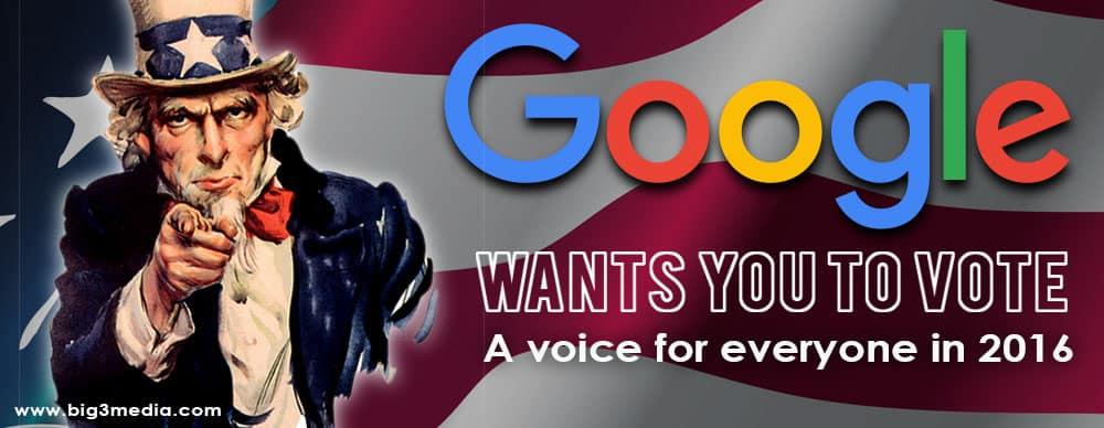 Big3Media | Google Vote Post