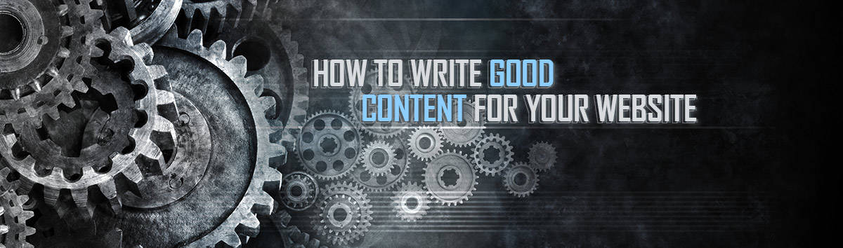 how to write great website copy
