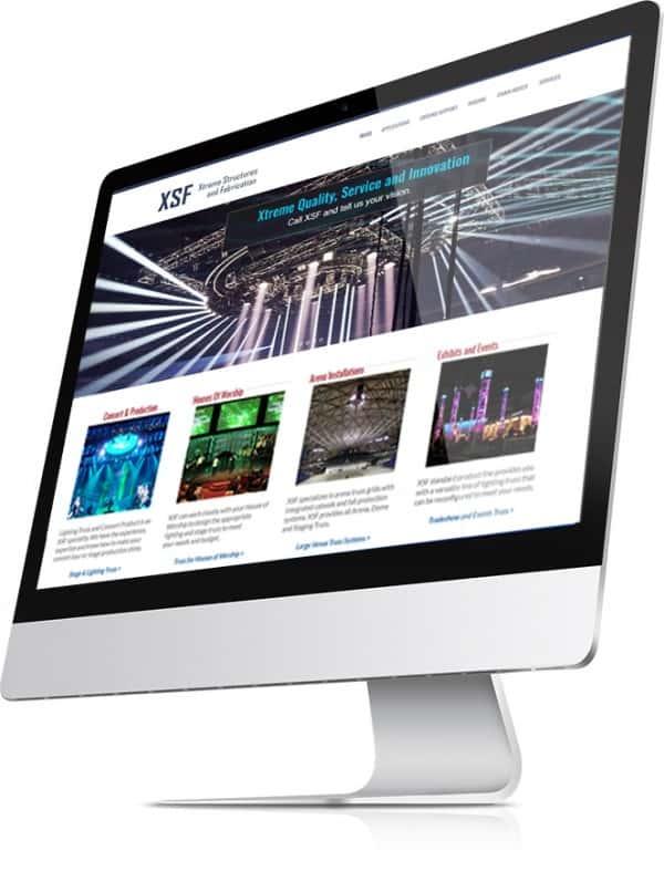 Visually Stunning Website Graphics