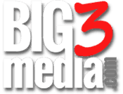 Big3Media SEO & Web Design Experts Logo