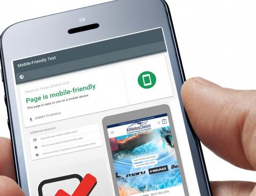 Google Mobile Friendly Website Tester | The Bare Minimum