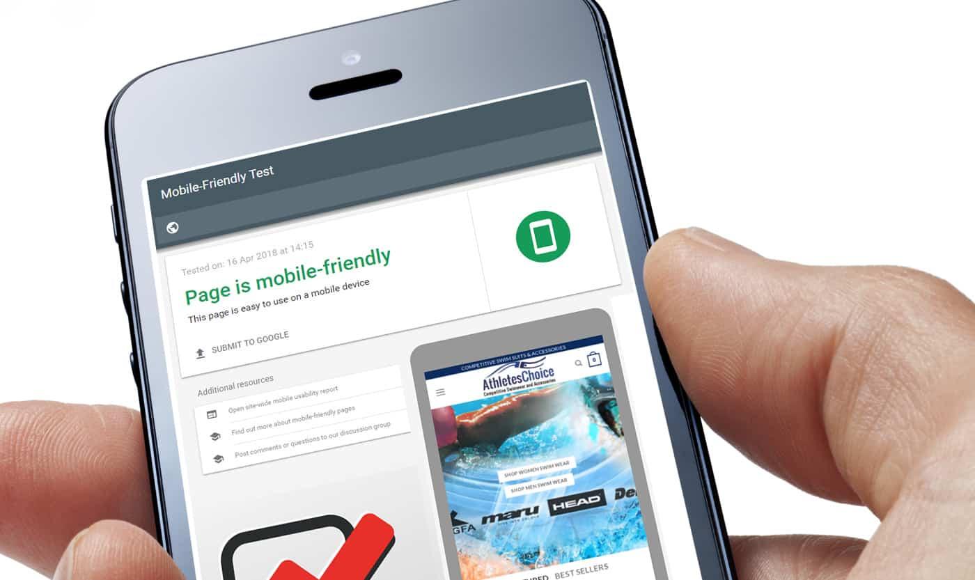 Mobile Friendly Website Tester