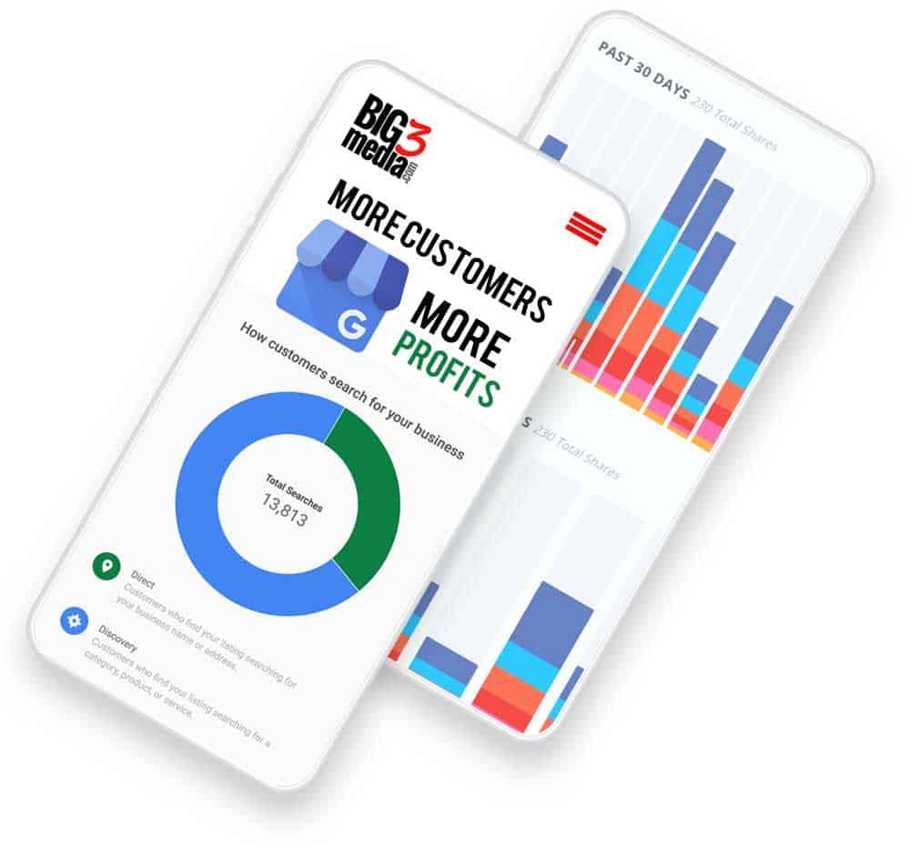 GMB Analysis - Local Search Engine Optimization