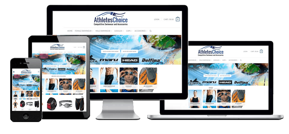Responsive Mobile Websites Design